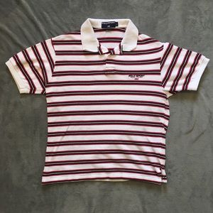 Vintage Polo Sport by Ralph Lauren striped polo